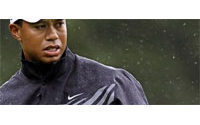 Nike sees impact from Tiger Woods absence