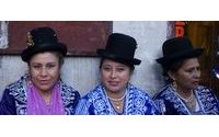 Los sombreros de cholita, objeto de deseo de los ladrones bolivianos