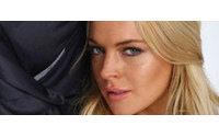 Lindsay Lohan amplia sua marca de roupas