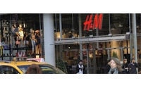 Uproar over H&M store's slashed clothes