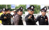 Thai policemen charged over Saudi gem murder