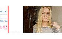 Lindsay Lohan é acusada de cópia em sua nova coleção