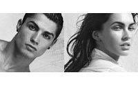 C.Ronaldo y M.Fox sustituyen a los Beckham como modelos de Armani