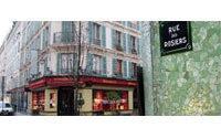 Paris symbol of Jewish life reopens as jeans shop