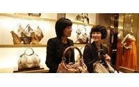 China set to become top luxury market