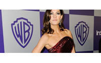 Jennifer Carpenter in Basil Soda at the 67th Annual Golden Globes Awards