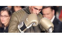 'Bad boy' Gaultier throws bloodied boxers into fashion ring