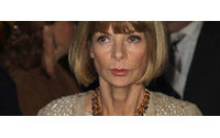 Anna Wintour quer discutir magreza de modelos com Borges