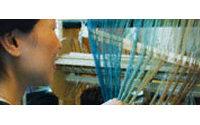 Textil chino ganó 19.570 millones de dólares,25,4 por ciento mas, en 11 meses