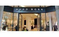 Hugo Boss en petite forme