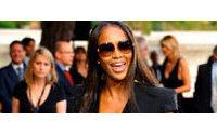 Naomi Campbell organiza un desfile benéfico en Nueva York en favor de Haití