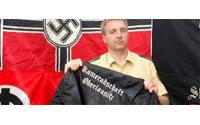 En Allemagne, la mode néo-nazie joue à cache-cache