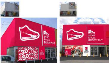 Sport Shoes Department Courir