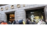 Gruppo Gucci: fatturato 2009 +0,3%