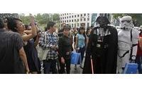 Adidas enlists Jedi master Yoda to fight recession