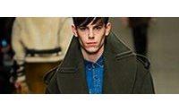 London Fashion Week: Militär-Look
