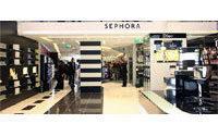 Sephora станет мультибрендовым магазином