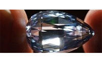 Sotheby's to sell rare blue diamond in Hong Kong