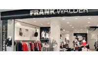 Frank Walder muss 5% Rückgang einbüssen.