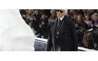 Lagerfeld takes Chanel to the North Pole