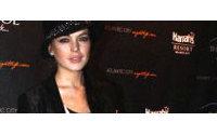 Lindsay Lohan não está mais envolvida com a grife Emanuel Ungaro