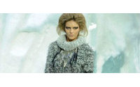 Chanel deleita a su público con un iceberg y una moda apta para el gran frío