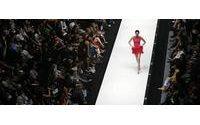 Digital mirror: fashion brands convey glamour online
