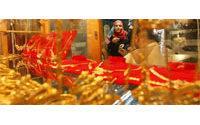 Gazans find glimmer of luxury in thriving gold bazaar