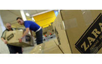 Zara owner Inditex first quarter net up 63 percent
