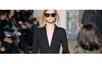 视觉冲击:2010巴黎时装周的创造性服装