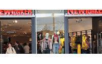 New Yorker открывает магазин в Химках