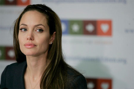 d14b5f13 Clothing startup trades on Angelina Jolie factor - News : Industry ...