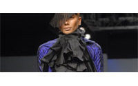 Army, war victims in focus at fashion week