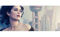 Campanha da Lady Dior leva Marion Cotilllard à China