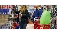 More secure about jobs, Americans go shopping