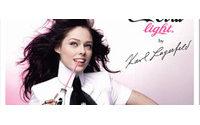 Karl Lagerfeld veste Coca Light