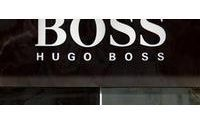 Hugo Boss sees 2010 profits outpacing sales