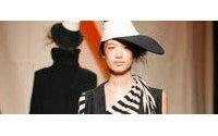 Tsumori Chisato veut développer sa notoriété en France
