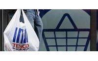 UK market slowdown seen clouding Tesco profit rise