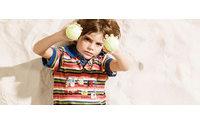 西班牙品牌Desigual童装系列2010春夏广告
