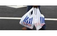 Tesco says recovery gaining hold