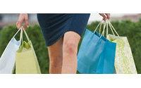 Las mujeres gastan 8 años de su vida de compras