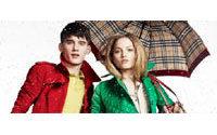 巴宝莉推出Burberry April Showers四月春雨系列