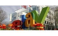 eBay预期低于市场预计,股价下滑