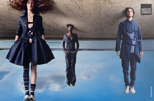 Marithe + Francois Girbaud, Patrice Boydron, Esprit