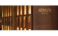 Armani ha vinto contro la nube: inaugurato Hotel a Dubai