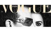 Bono Vox posa para campanha da Louis Vuitton