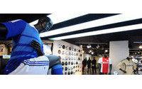Adidas trainata da calcio e sportstyle