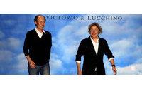 Victorio y Lucchino presentan su nueva Agua de Rocío