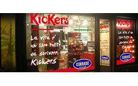 Kickers apre un temporary store a Torino